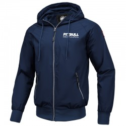 PIT BULL kurtka ATHLETIC NYLON navy