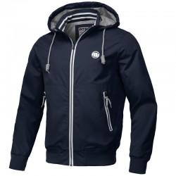 PIT BULL kurtka DODGE HOODED navy