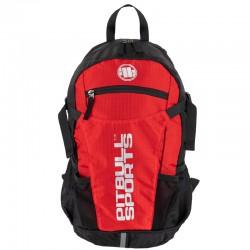 PIT BULL plecak BIKE SPORTS Backpack red
