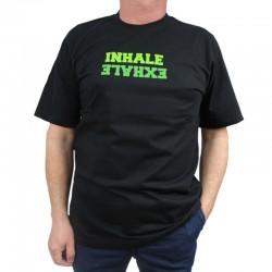 P56 DUDEK koszulka INHALE czarny