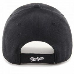 47 Brand czapka LA Los Angeles Dodgers MVP black B-MVP12WBV-BKJ rzep
