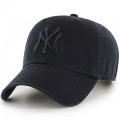 47 Brand czapka NY New York Clean ARI black GWSNL-BKF