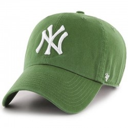 47 Brand czapka NY New York Clean green B-RGW17GWSNL-FF