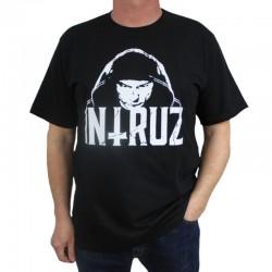 PRIMA SORT INTRUZ koszulka BIG FACET czarny