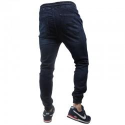 CHADA jogger PROCEDER jeans dark