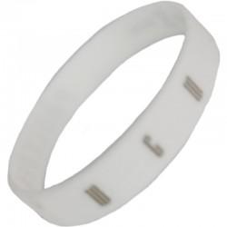 CHADA opaska WGW PROCEDER white