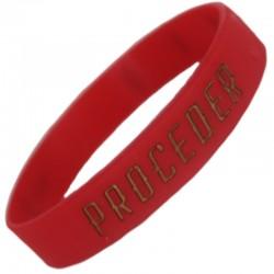 CHADA opaska WGW PROCEDER red