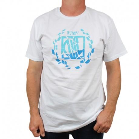 DIIL koszulka LAUR DOUBLE HEMP GRU biały
