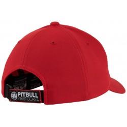 PIT BULL czapka SEASCAPE snapback snap red