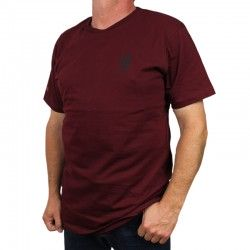 BOR koszulka BASIC W21 bordo