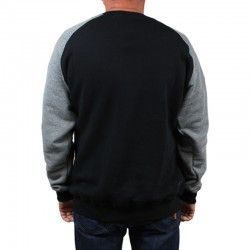 BOR bluza LAUR STONE klasyk czarny