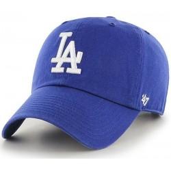 47 Brand czapka LA Los Angeles Dodgers B-RGW12GWS-RY