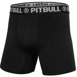 PIT BULL bokserki 3 PACK PITBULL black