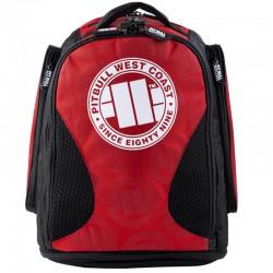 PIT BULL plecak ESCALA torba trening Backpack red