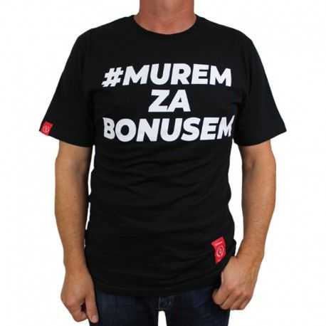 CS RPK koszulka MUREM za BONUSEM czarny