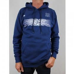 PROSTO bluza FUTURE hoodie blue