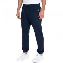 PIT BULL spodnie SMALL LOGO PIQUE dres navy