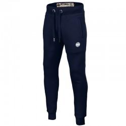 PIT BULL spodnie SMALL LOGO dres navy