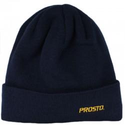 PROSTO czapka HAFT dark blue