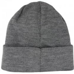 PROSTO czapka HAFT grey