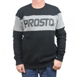 PROSTO bluza ALL ALONG black