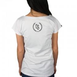 CS RPK koszulka DOBRA KOBIETA damska biała
