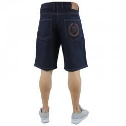 PATRIOTIC szorty LAUR spodenki jeans dark