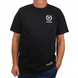 PATRIOTIC koszulka LAUR MINI czarny