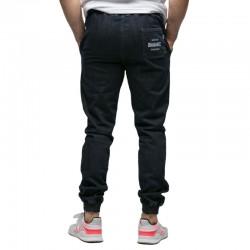 DIAMANTE jogger CLASSIC jeans granatowy