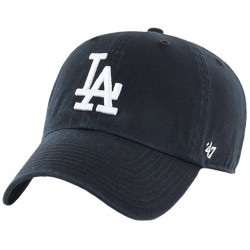 47 Brand czapka LA Los Angeles Dodgers Clean black