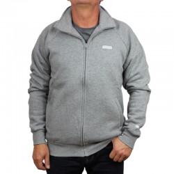 PROSTO bluza COSTELA ZIP gray