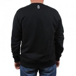 LUCKY DICE bluza CLASSIC crewneck black