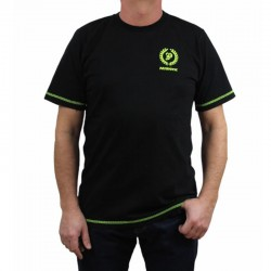 PATRIOTIC koszulka LAUR MINI czarny/zielony