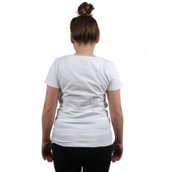 PROSTO koszulka CLASSIC damska white