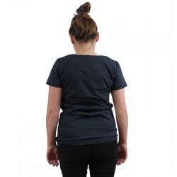 PROSTO koszulka CLASSIC damska navy