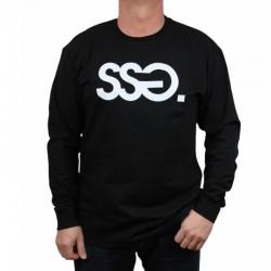 SSG long CLASSIC longsleeve czarny