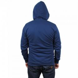 PATRIOTIC bluza CLS CUT LINE kaptur granat