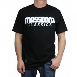 MASS koszulka CLASSICS black 2018