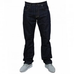 MASS spodnie BASE jeans regular rinse