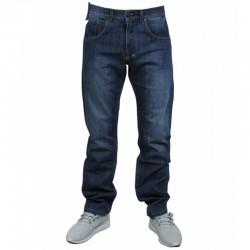 MASS spodnie CLASSICS jeans straight dark blue