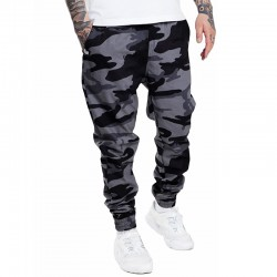 STOPROCENT jogger CLASSIC Camo grey
