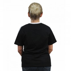 LUCKY DICE koszulka TAPE GIRL damska black