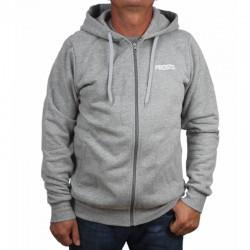 PROSTO bluza RESTFUL ZIP grey