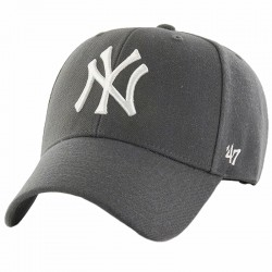 47 Brand czapka NY New York YANKES MVP ARI grafit WBP-CC