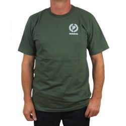 PATRIOTIC koszulka LAUR MINI oliwka