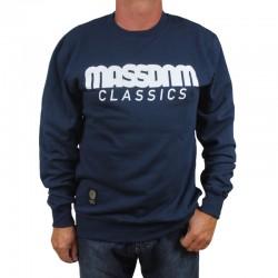 MASS bluza CLASSICS klasyk navy