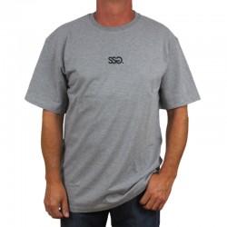 SSG koszulka SMALL CLASSIC szary