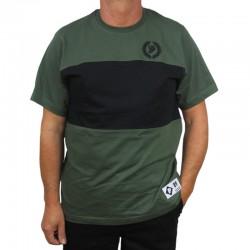 PATRIOTIC koszulka LAUR MINI TRIO oliwka czarny