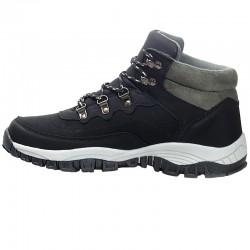 SMITHS buty zimowe STRIPE Smith's czarny
