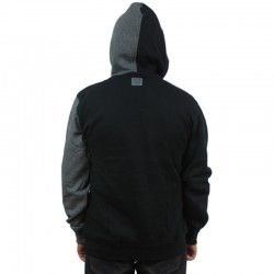 MASS bluza CORNER hoody black